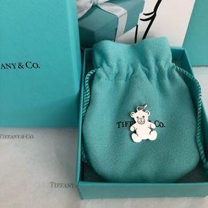 Tiffany & Co. Teddy Bear Charm